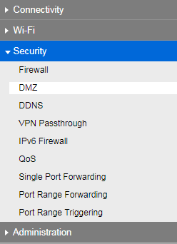 Linksys Official Support - How to configure the DMZ of the