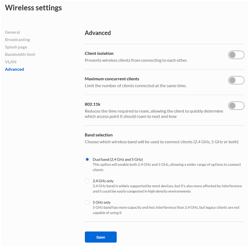 Linksys Official Support - How to configure an SSID for a specific