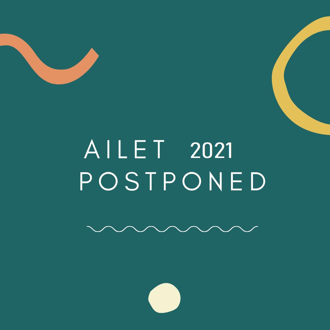 AILET-2021 Postponed