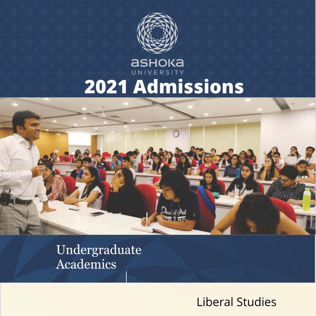 Ashoka University Round 3 Admissions