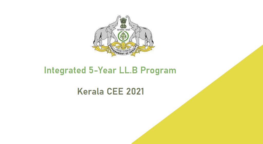 Kerala-CEE-Law-2021