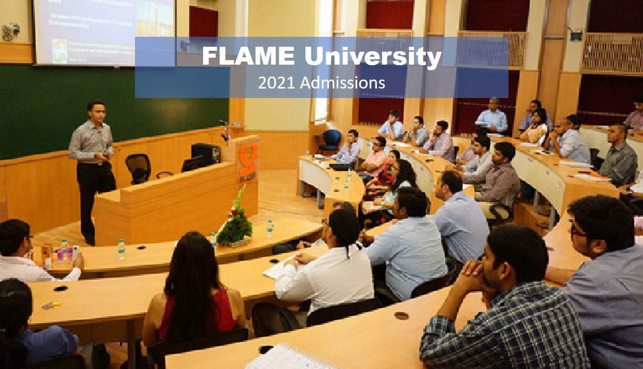 FLAME University Admissions