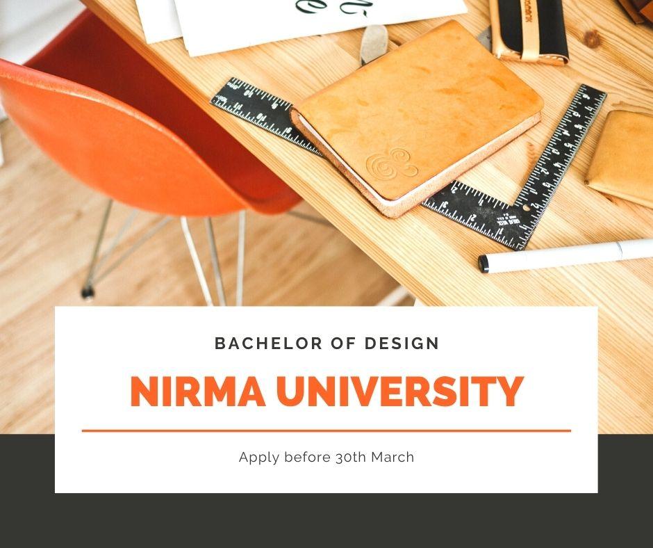 Nirma University B.Design