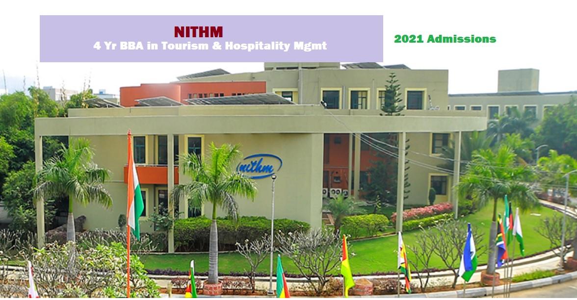 NITHM-2021 Admissions