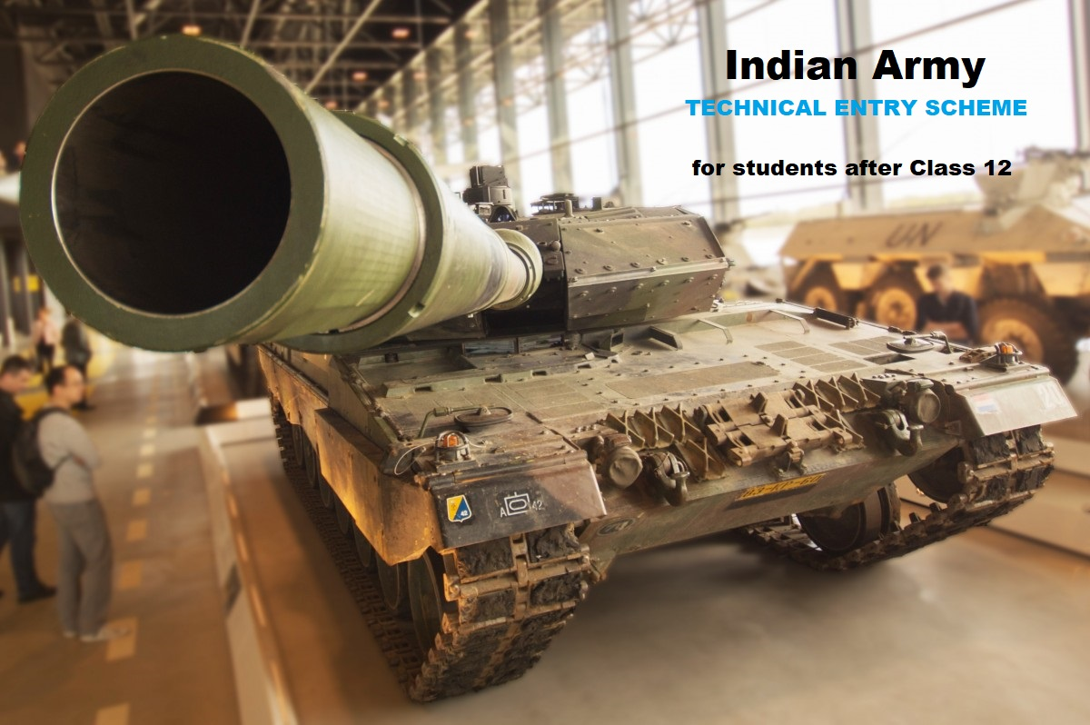Indian Army Technical Entry Scheme