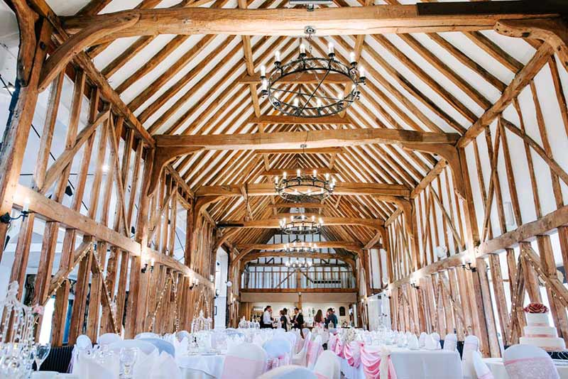 Barn Wedding Essex