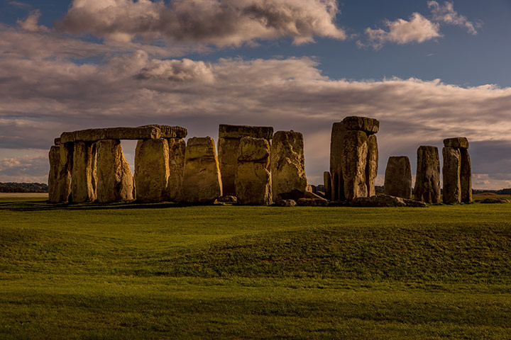 Marry at a Pagan or Neolithic site