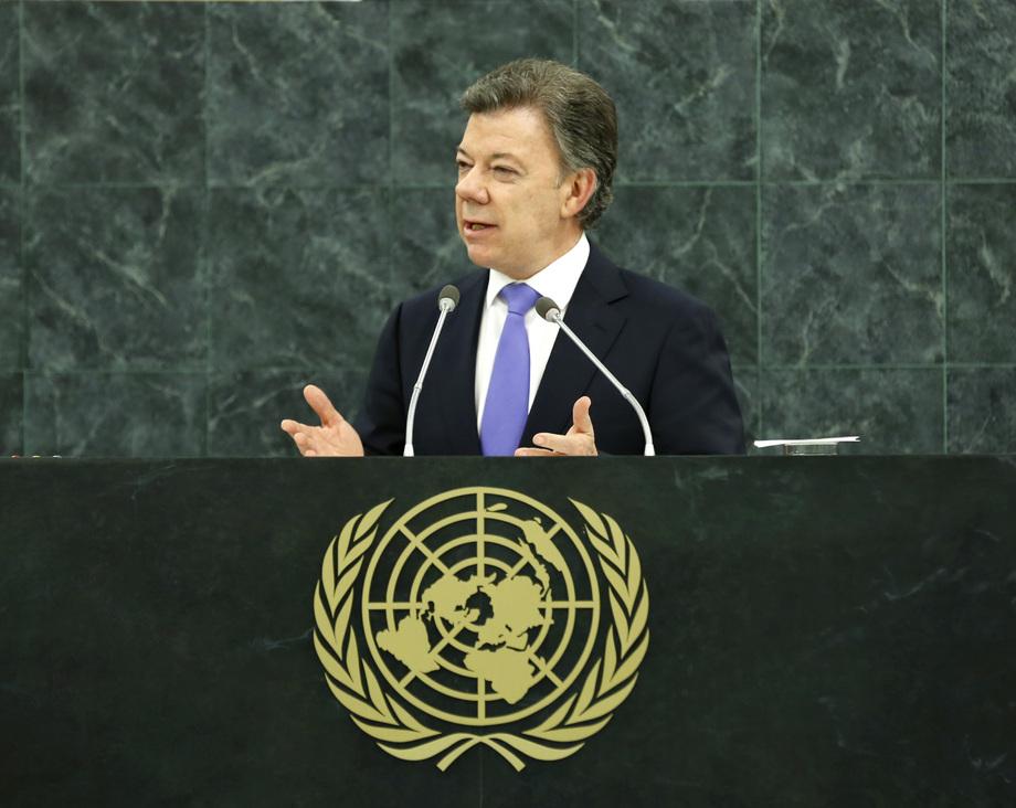 S.E. M.Juan Manuel Santos Calderón