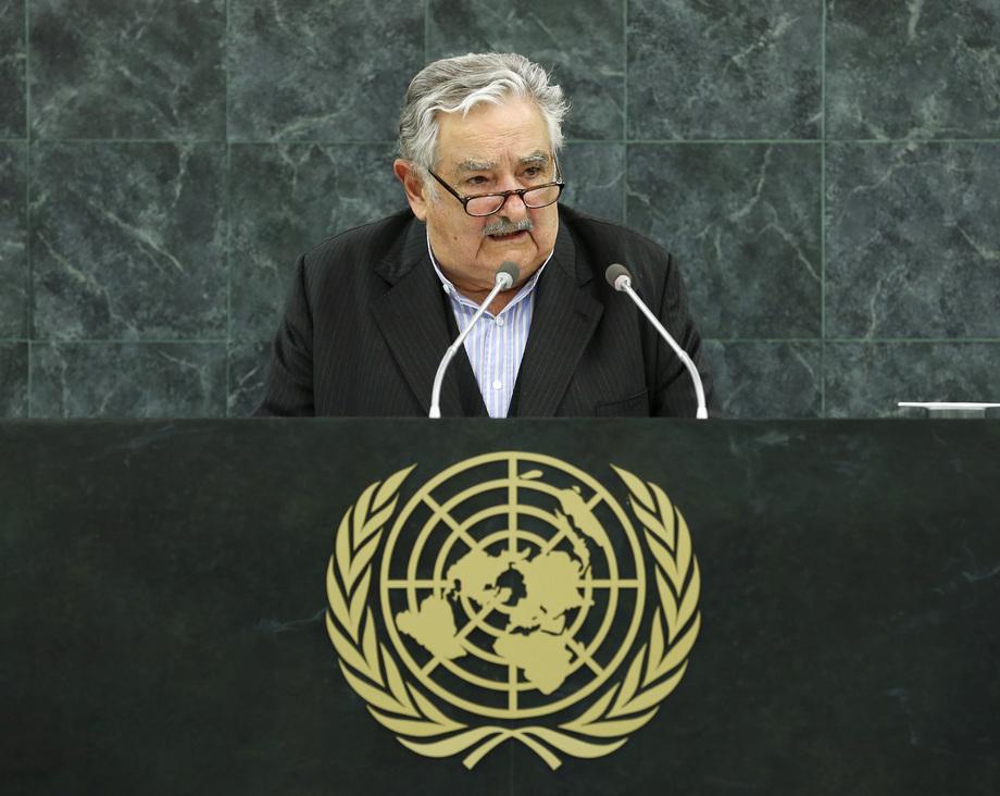H.E. Mr.José Mujica
