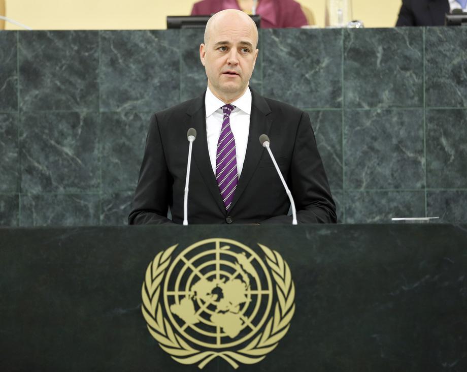 H.E. Mr.Fredrik Reinfeldt