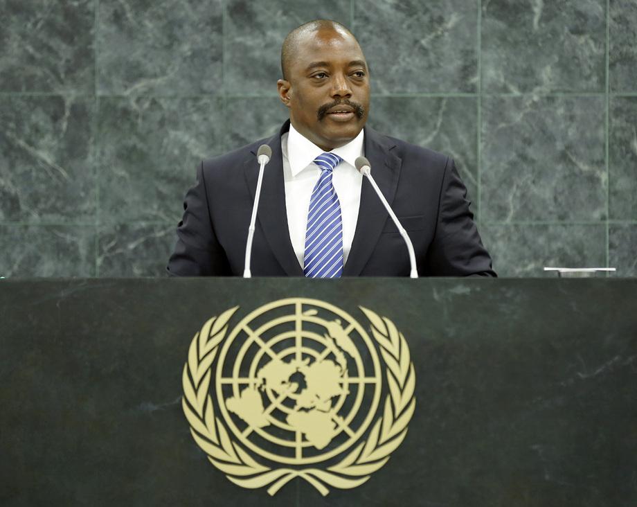 H.E. Mr.Joseph Kabila Kabange