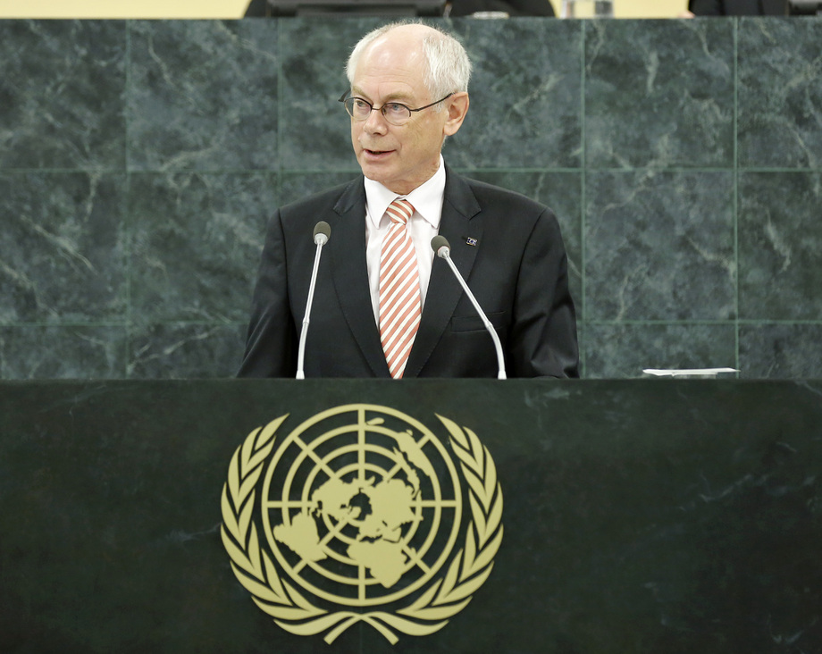 H.E. Mr.Herman Van Rompuy