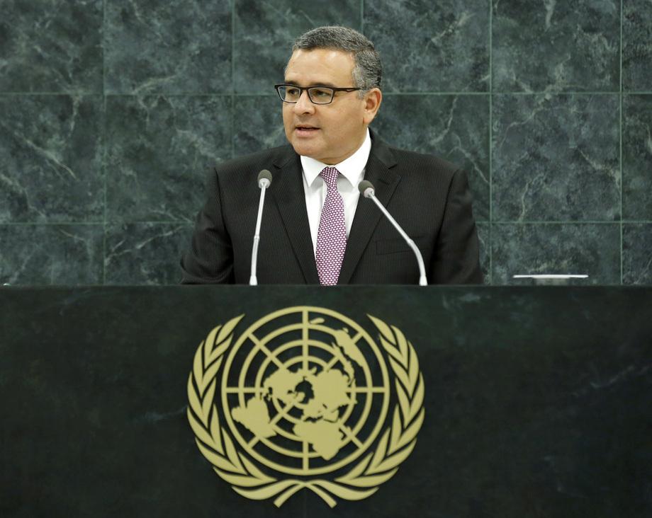 S.E. M.Carlos Mauricio Funes Cartagena