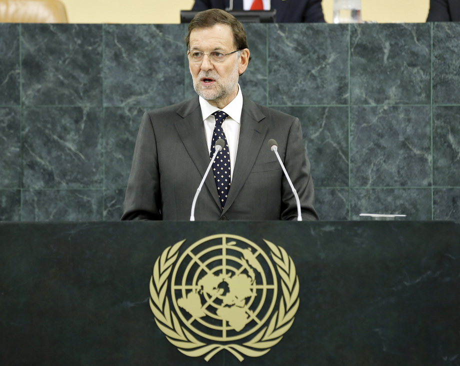 S.E. M.Mariano Rajoy Brey, Government of Kingdom of Spain