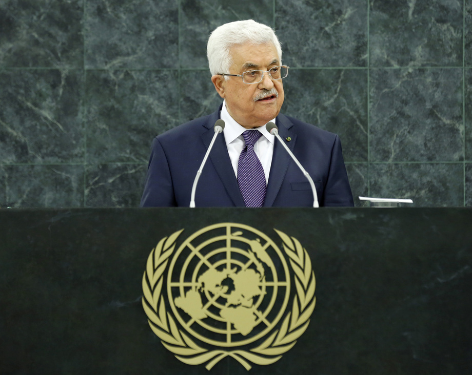 H.E. Mr.Mahmoud Abbas