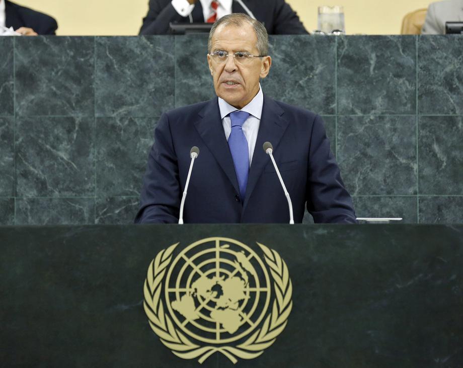 H.E. Mr. Sergey Lavrov