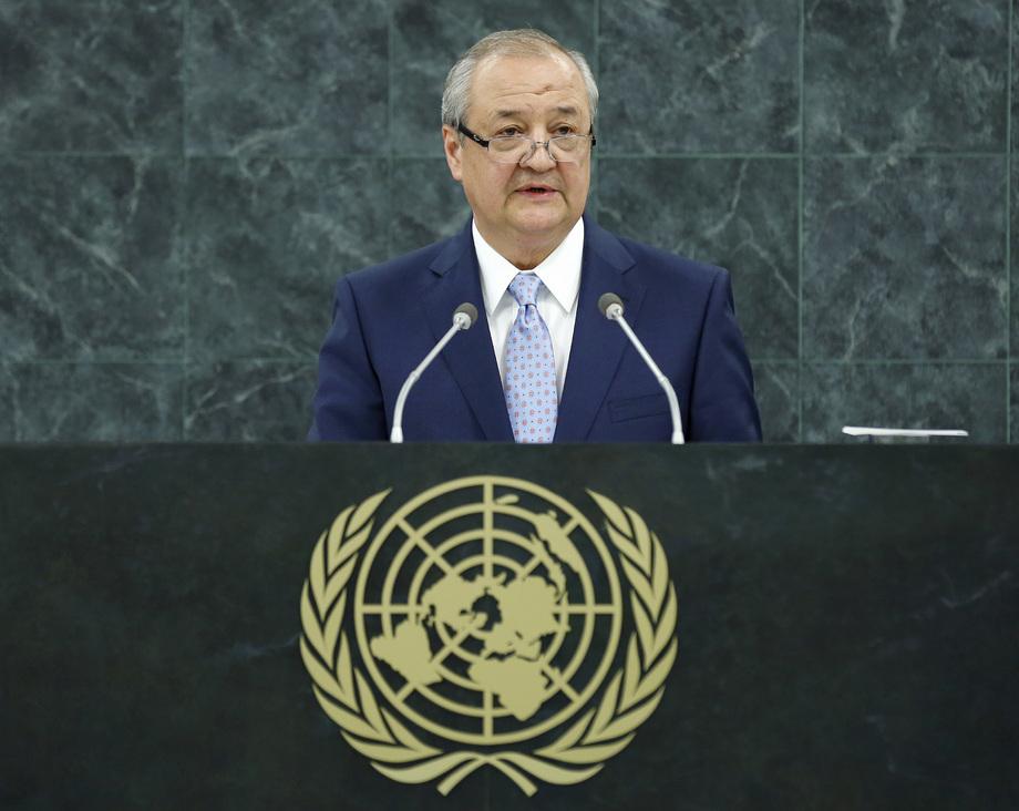 S.E. M.Abdulaziz Kamilov