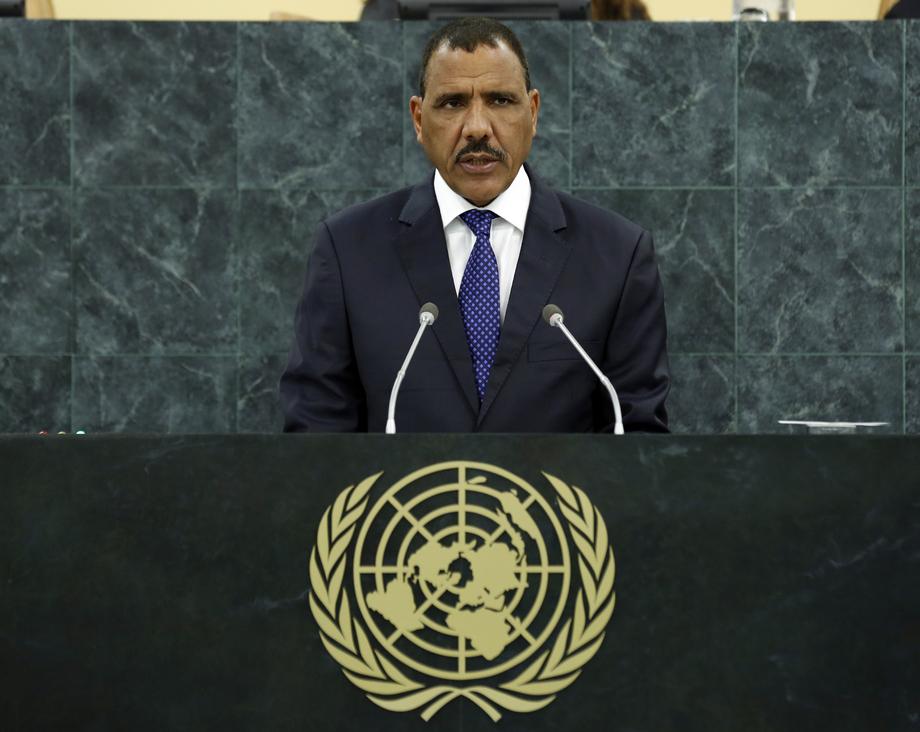 H.E. Mr.Mohamed Bazoum, Deputy