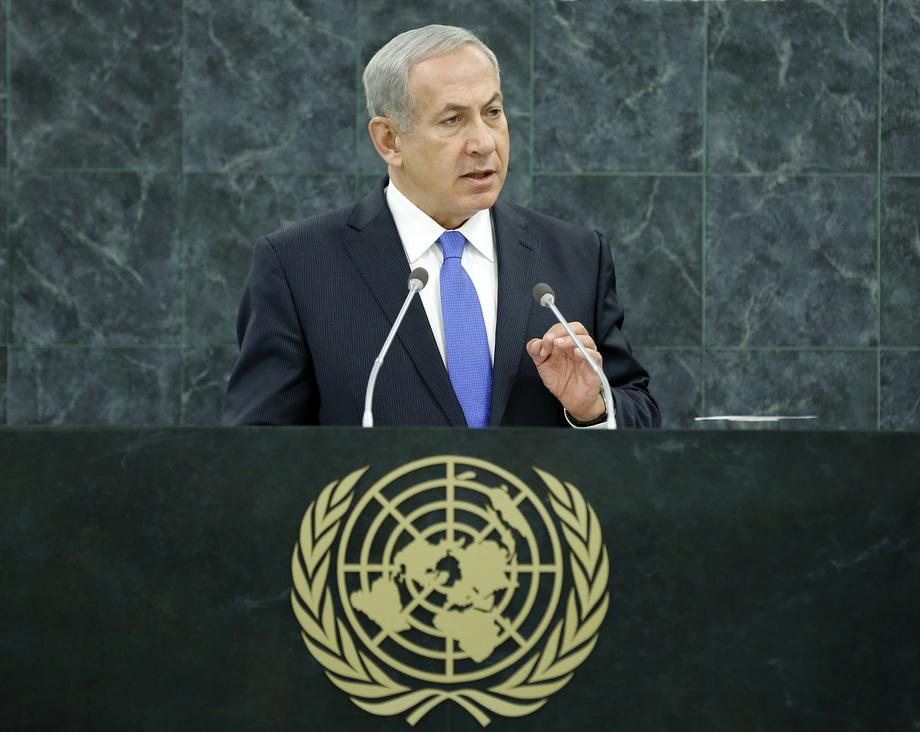 S.E. M.Benjamin Netanyahu