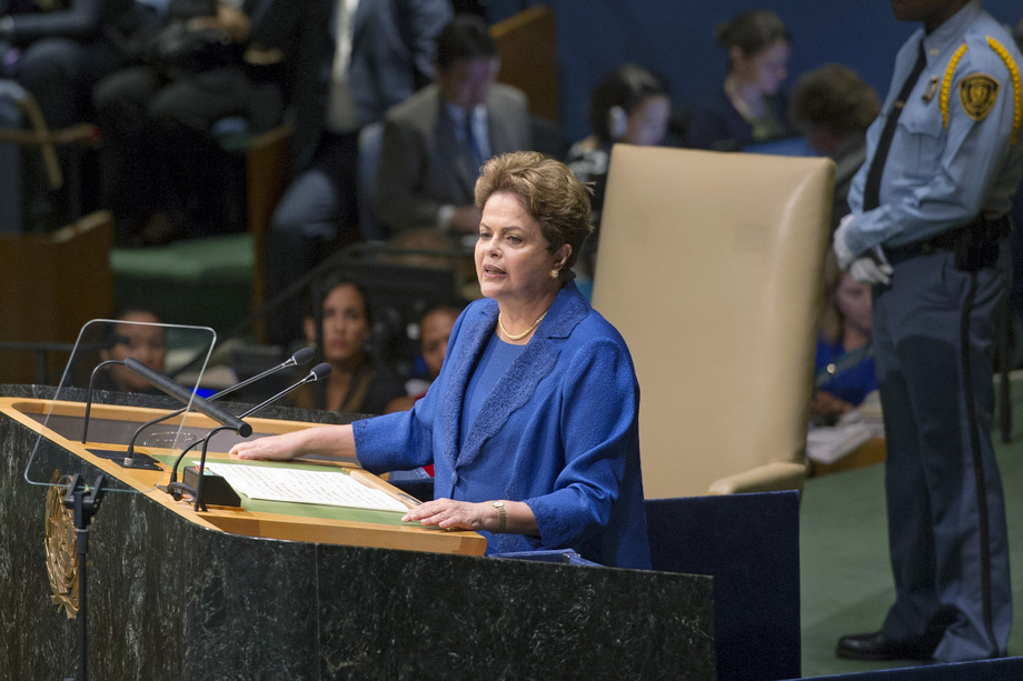 H.E. Mrs.Dilma Roussef