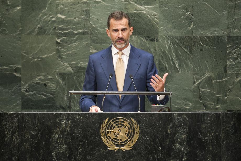 H.M. Mr. Don Felipe VI