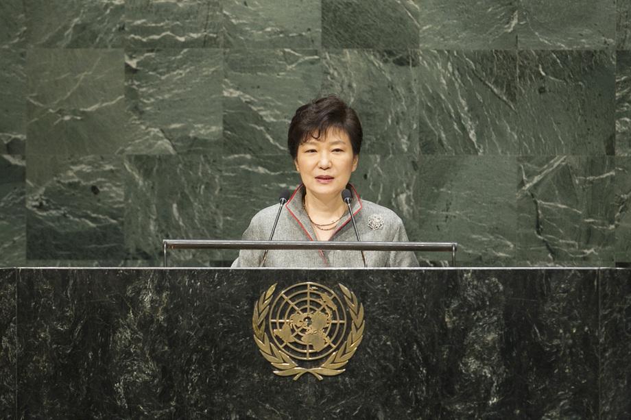H.E. Mrs.Park Geun-hye