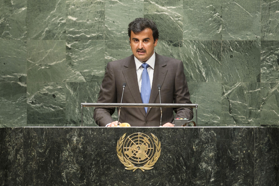 S.M.Tamim bin Hamad Al-thani