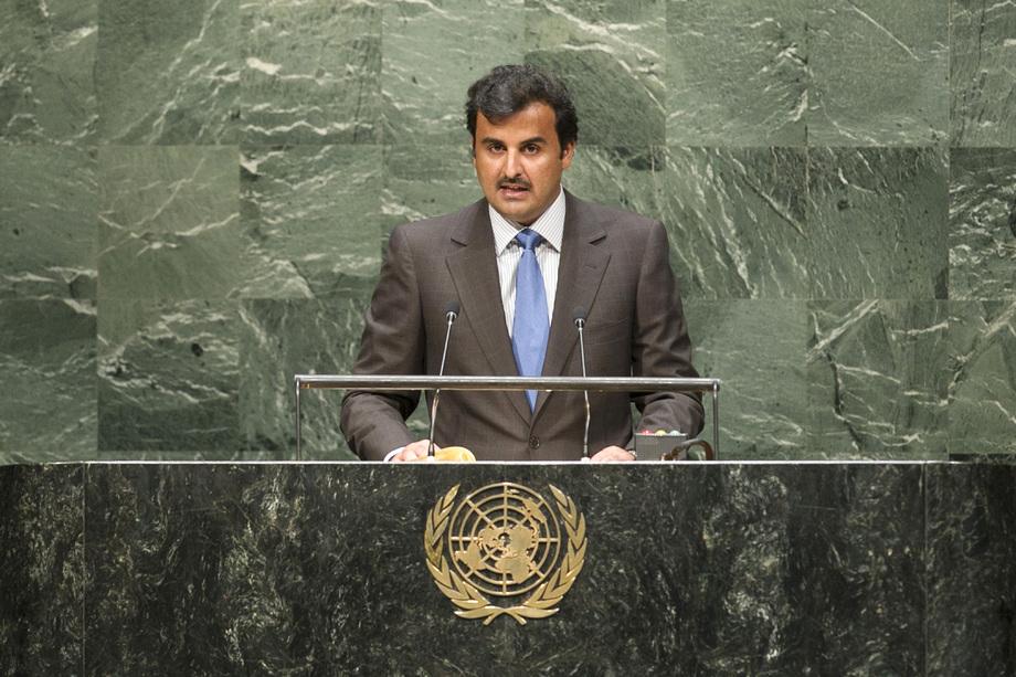 H.H.Tamim bin Hamad Al-thani
