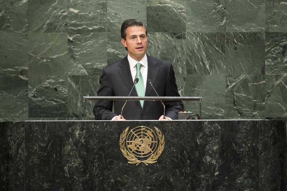 H.E. Mr.Enrique Peña Nieto
