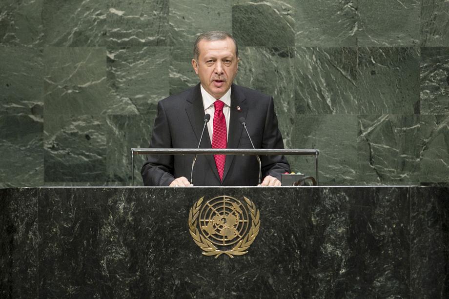 H.E. Mr.Recep Ta yyip Erdoğan