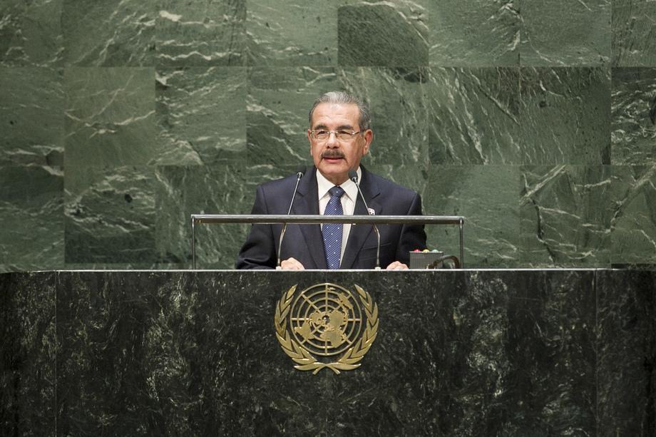 H.E. Mr.Danilo Medina Sánchez