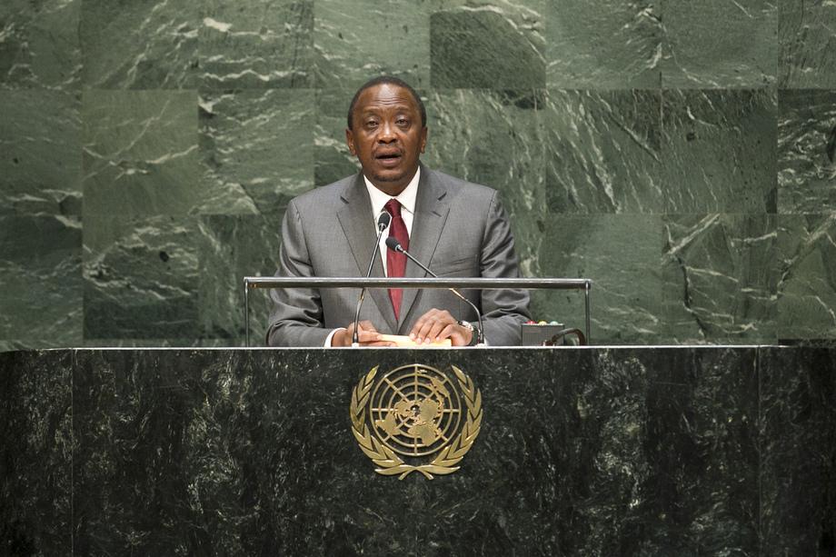 H.E. Mr.Uhuru Kenyatta