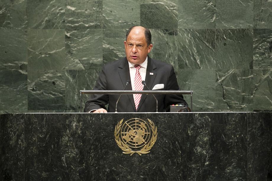 S.E. M.Luis Guillermo Solís Rivera