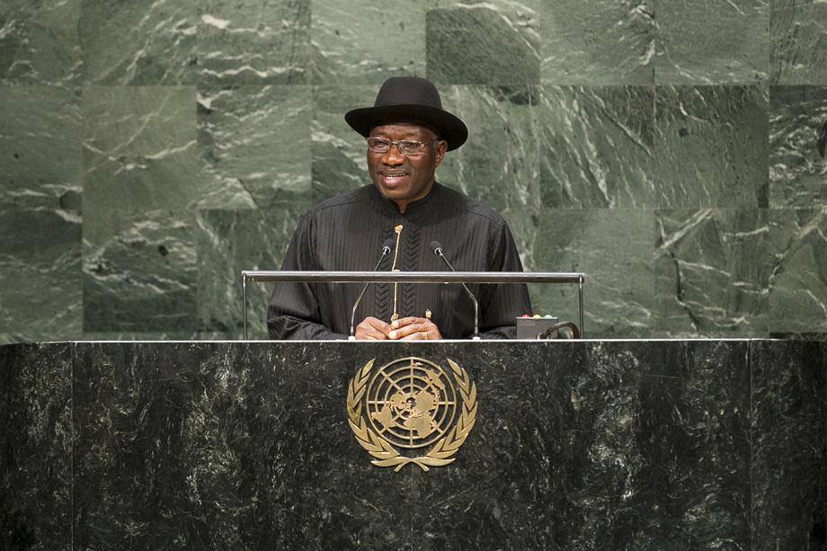 S.E. M.Goodluck Ebele Jonathan
