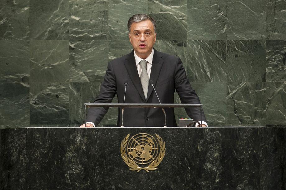 H.E. Mr. Filip Vujanović