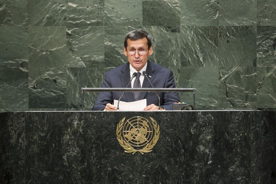 H.E. Mr.Rashid Meredov