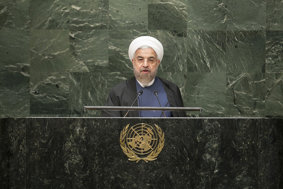 S.E. M.Hassan ROUHANI