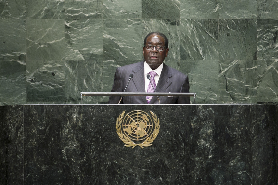 H.E. Mr.Robert MUGABE