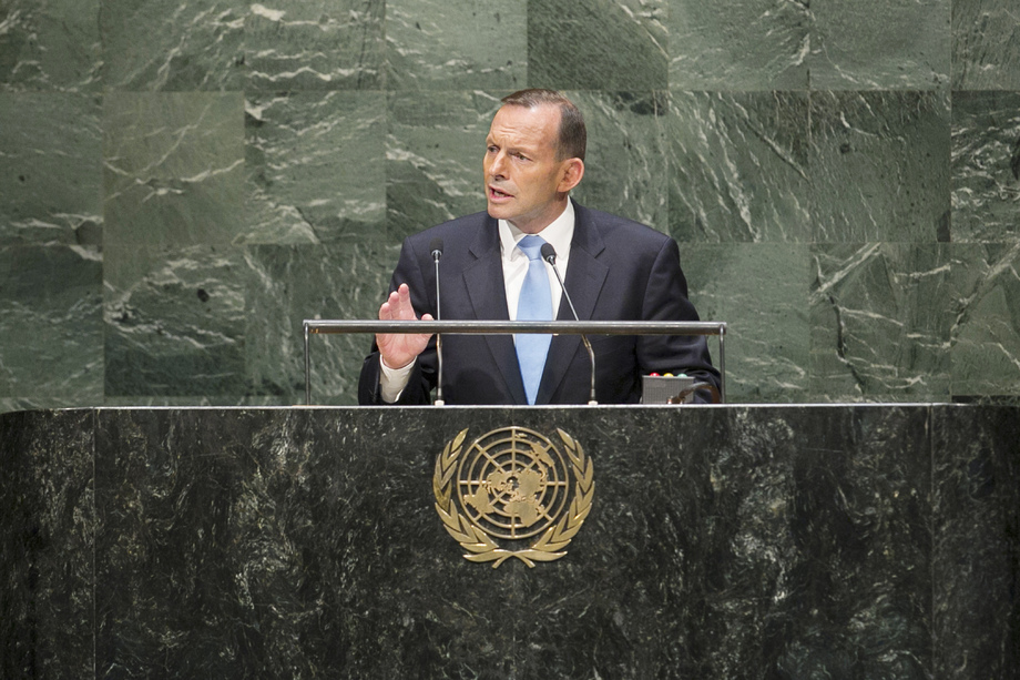 S.E. M.Tony ABBOTT