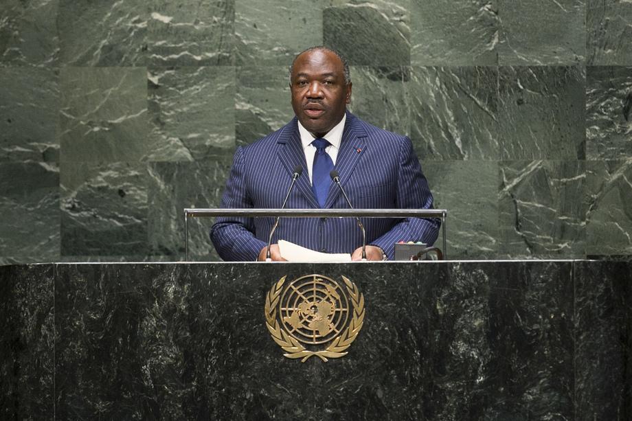 H.E. Mr.Ali BONGO ONDIMBA