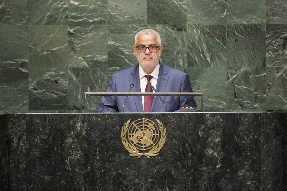 H.E. Mr.Abdelilah BENKIRANE