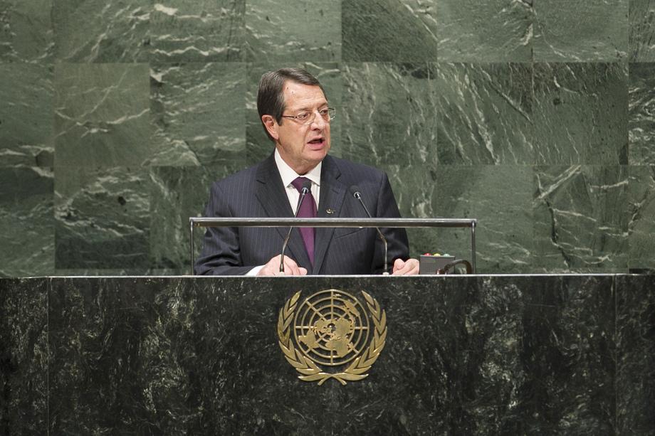 S.E. M.Nicos Anastasiades