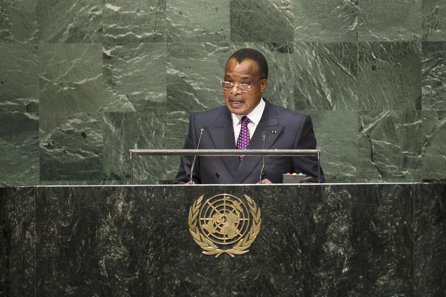 S.E. M.Denis Sassou Nguesso