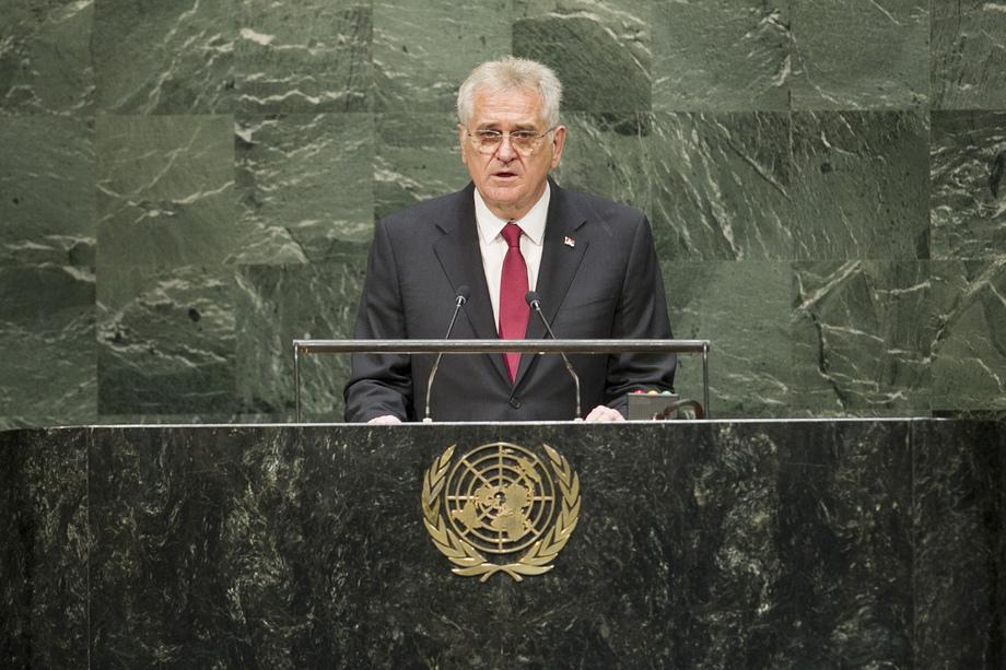 H.E. Mr.Tomislav Nikolić