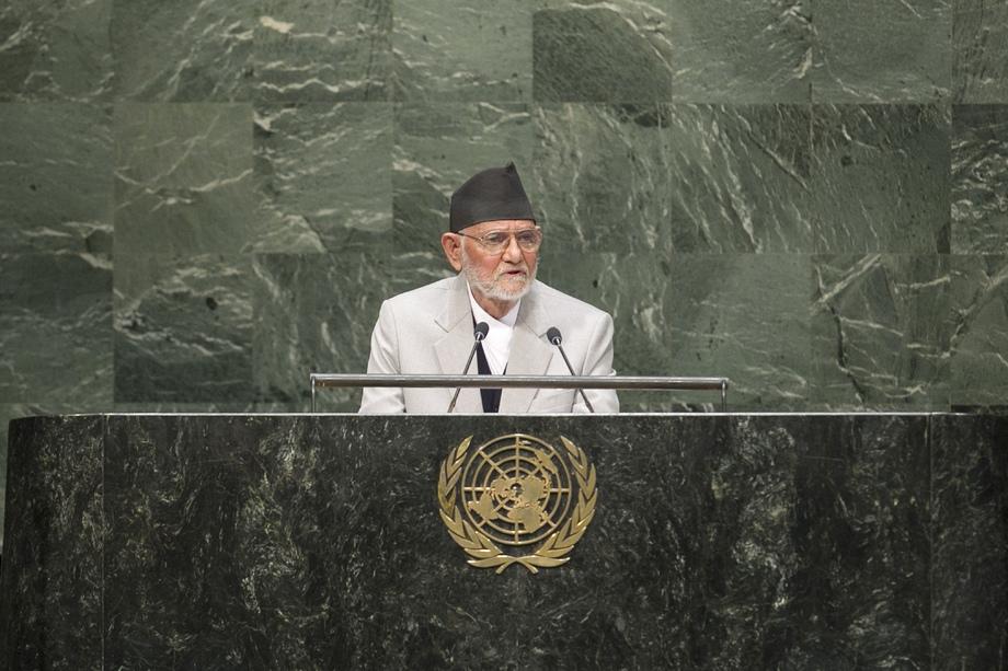 S.E. M.Sushil Koirala