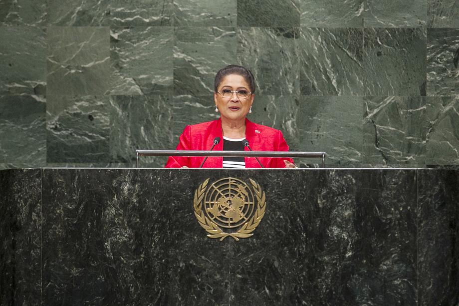 S.E. M.Kamla Persad-Bissessar
