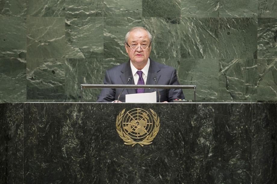 H.E. Mr.Abdulaziz Kamilov