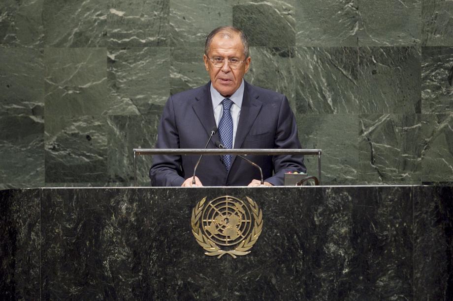 H.E. Mr.Sergey V. Lavrov