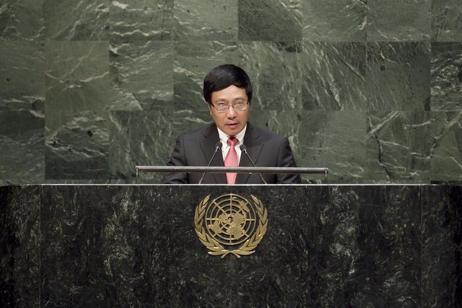 H.E. Mr.Pham Binh Minh