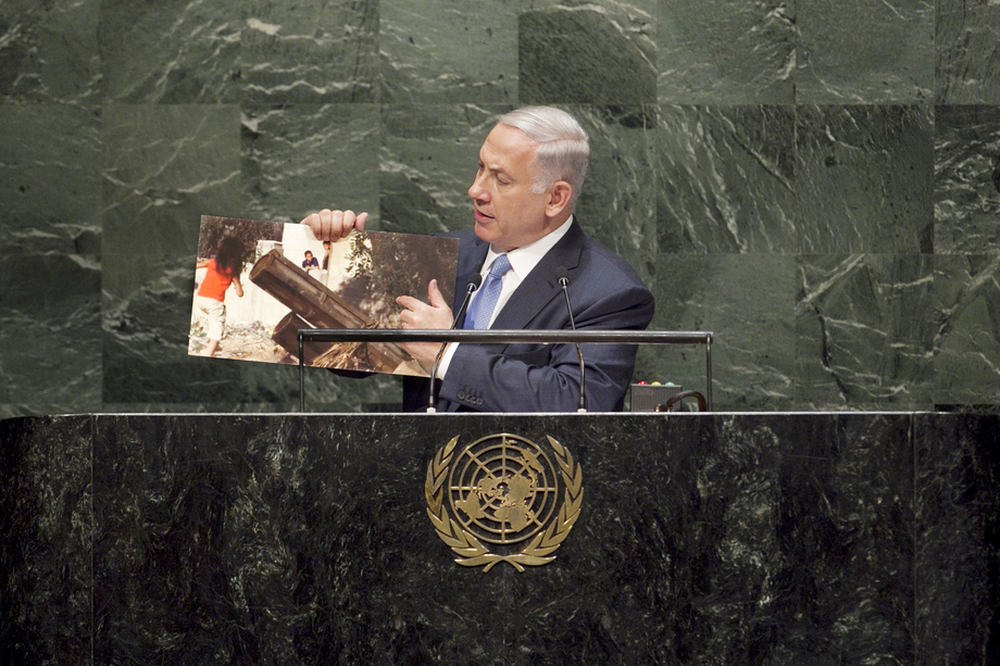 Jew Detector: General Assembly Of The United Nations